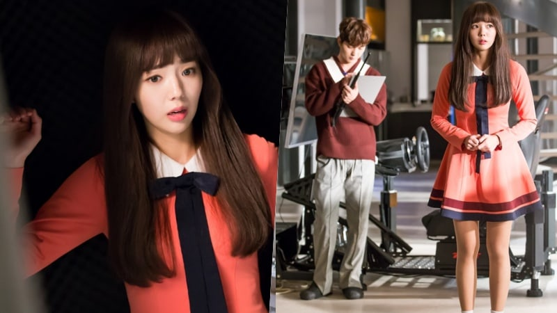 "Chae Soo Bin And Yoo Seung Ho Meet Again Under Different Circumstances In New ""I Am Not A Robot"" Stills"