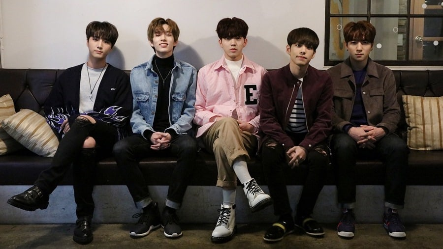 DAY6 Selects Their Favorite Tracks From Monthly Release Project