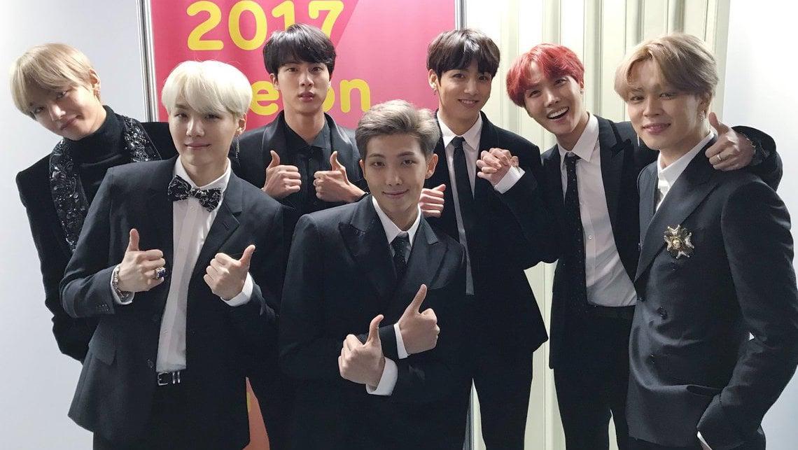 BTS Becomes First K-Pop Artist To Enter Apple Music's A-List For Pop