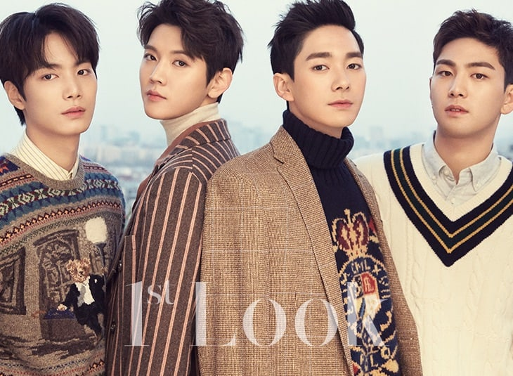 NU'EST W Members Express Their Gratitude For All The New Experiences They've Had This Year