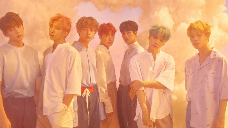 "BTS's Record-Breaking Sales For ""Love Yourself: Her"" Continue To Soar"