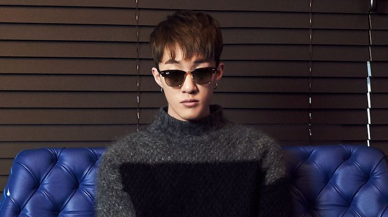 Zion.T Keeps His Promise And Guests On Radio Show Without His Sunglasses