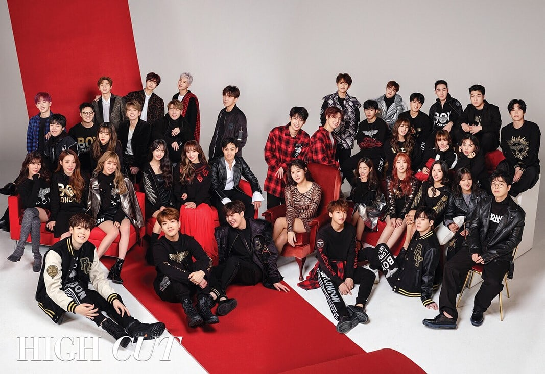 "Starship Family Reflects On The Year In New Photo Shoot For Holiday Single ""Christmas Day"""