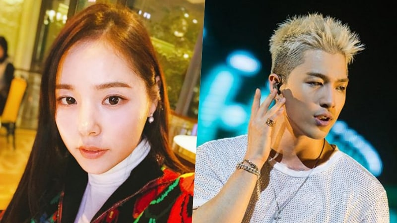 Min Hyo Rin Talks About Breakup Rumors, Marriage, And Being Taeyang's Muse