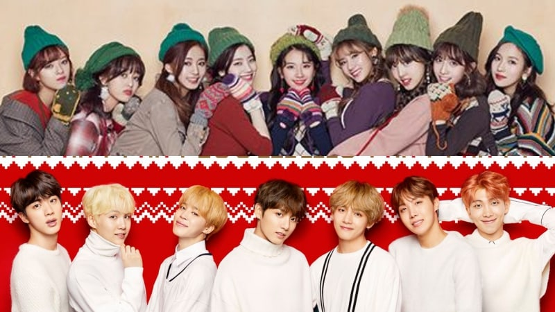 TWICE And BTS Snag Spots In Billboard Japan's Year-End Rankings