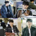 """Jo Jung Suk Is All Smiles In Behind-The-Scenes Stills Of """"Two Cops"""""""