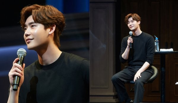 "Lee Jong Suk Reveals How Much He Loves His Older Dramas Like ""School 2013"""