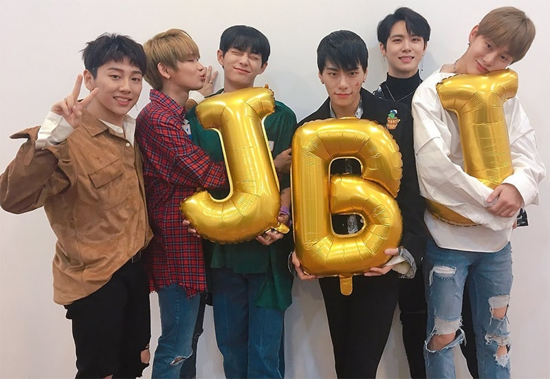 10 Things You May Not Know About Fan-Imagined Group JBJ