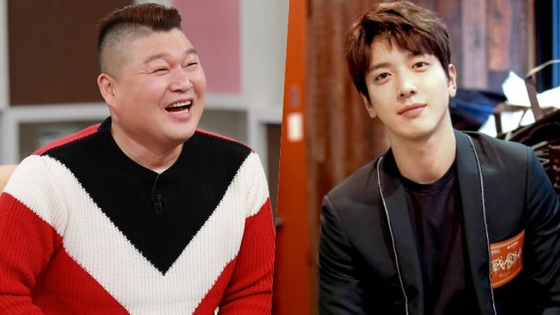 CNBLUE's Jung Yong Hwa Confirmed As MC Alongside Kang Ho Dong In New Talk Show