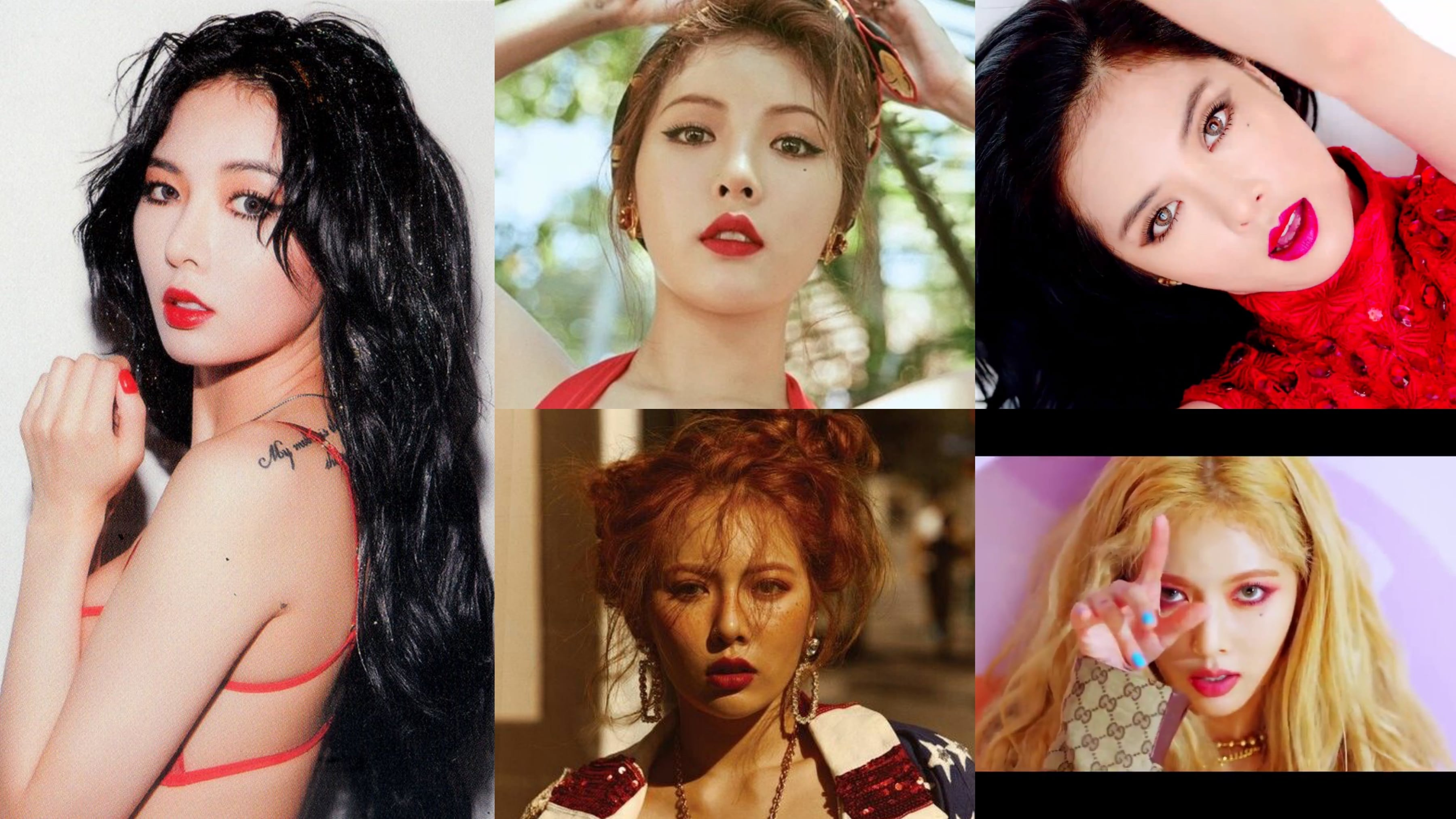 Bold And Beautiful: 11 Of HyunA's Most Iconic Looks