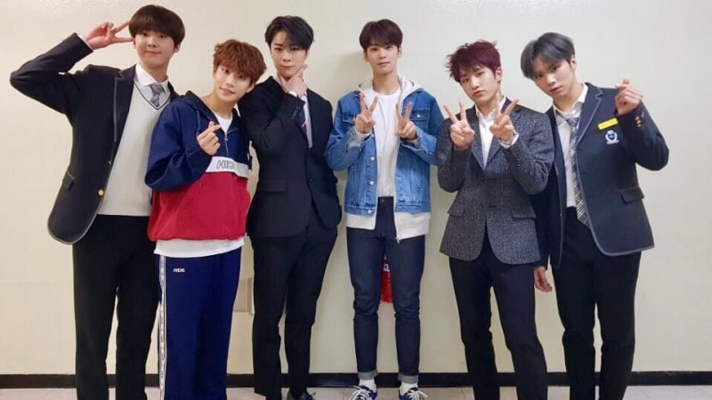 "ASTRO Gets Surprised When They Win A Round On ""Immortal Songs"""