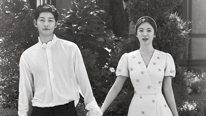 Song-Song Couple Enjoy Date Night At IU's Concert