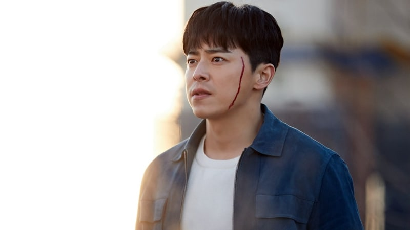 "3 Memorable Lines And Scenes From Jo Jung Suk In ""Two Cops"""