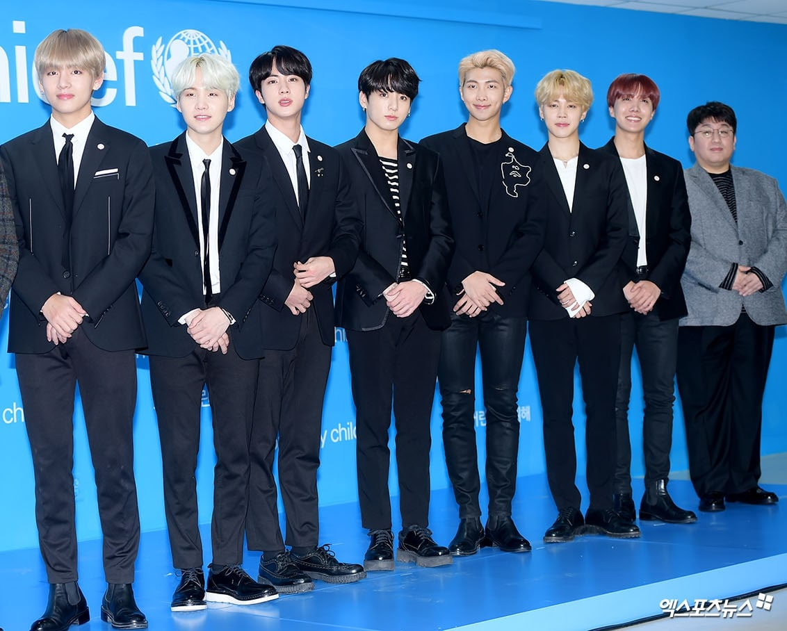 BTS reaches a quintuple crown after swept Gaon Weekly Charts
