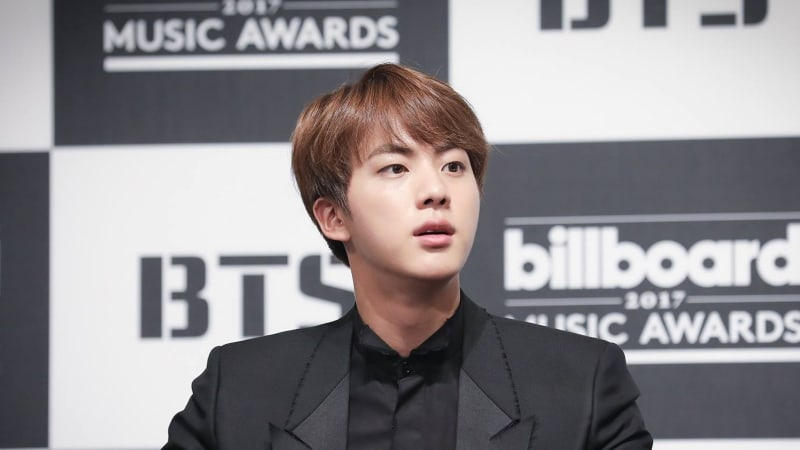 """BTS's Jin Shares The Origins Of His """"Worldwide Handsome"""" Title"""