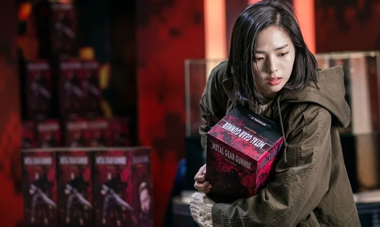 """Chae Soo Bin Perseveres While Living A Hectic Life In New """"I Am Not A Robot"""" Stills"""