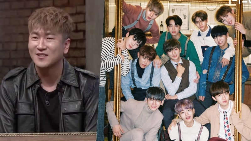 "Ryan Jhun Reveals Which Wanna One Members Caught His Eye During ""Produce 101 Season 2"""
