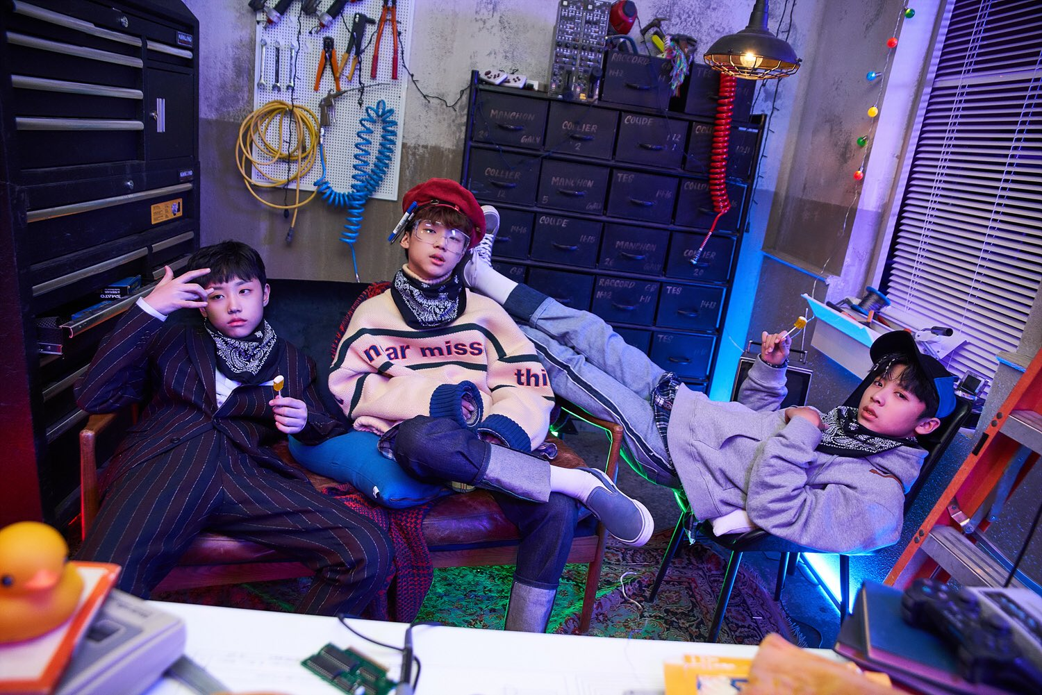 Rapper Trainees Jo Woo Chan, Park Hyun Jin, And ACHILLO Discuss First Impressions, New MV, And More