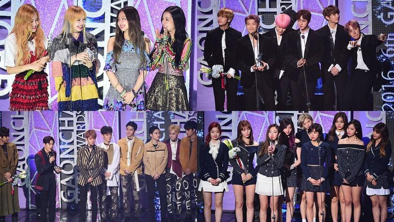 「Gaon Chart Music Award」的圖片搜尋結果