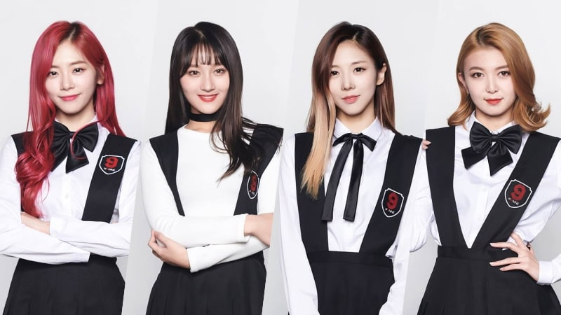 "DreamCatcher Shares About Experiences on ""MIXNINE"""