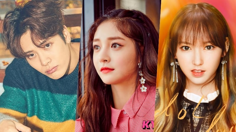 """GOT7's Jackson, PRISTIN's Kyulkyung, & Cosmic Girls' Cheng Xiao To Mentor Chinese Show Similar To """"Produce 101"""""""
