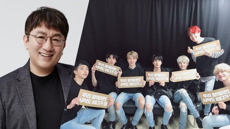 Bang Shi Hyuk Talks About Why BTS Hasn't Created English Songs