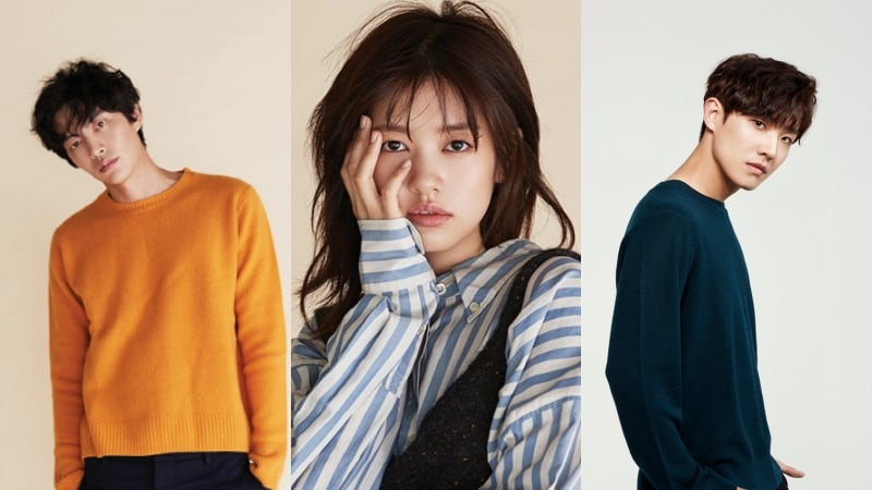 Jung So Min Talks About Differences Between Acting With Co-Stars Lee Min Ki And Lee Joon