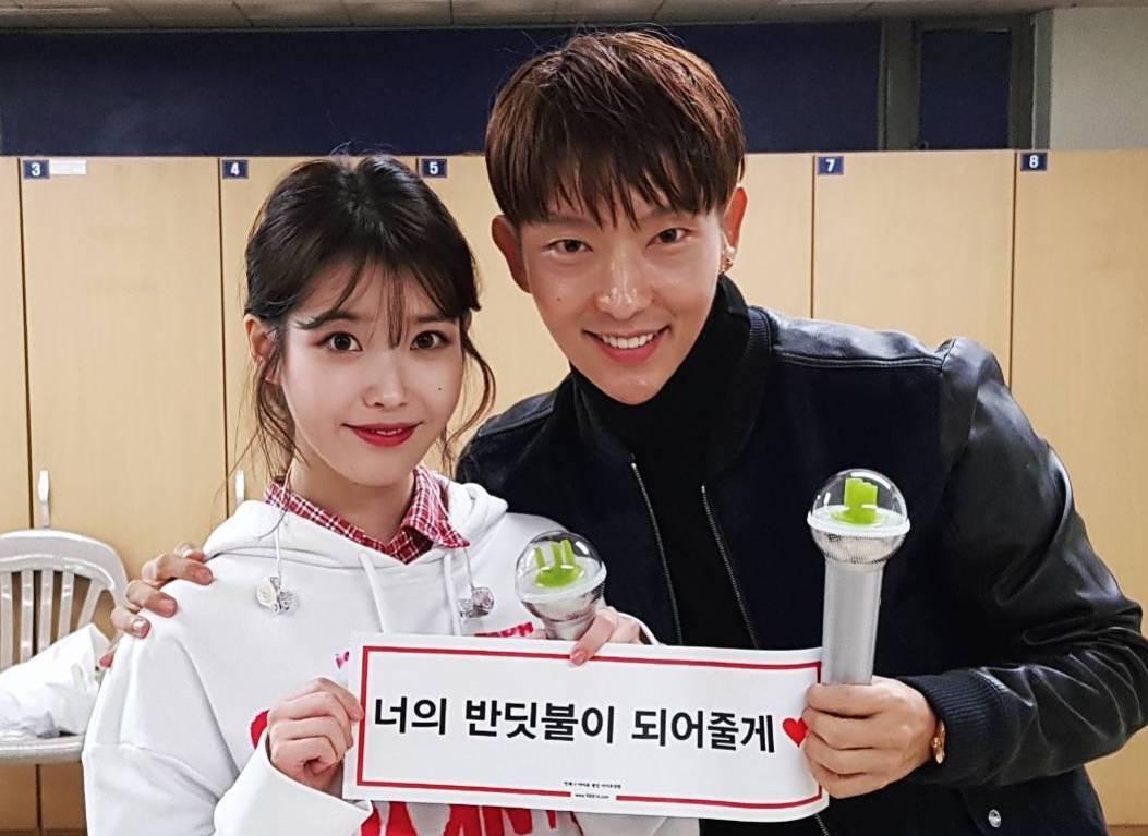Lee Joon Gi Raves About IU's Concert