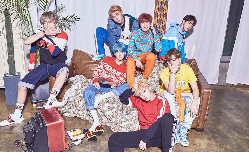 "BTS's ""MIC Drop"" Remix Spends 2nd Week On Billboard's Hot 100"