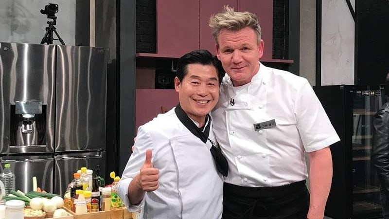 "Gordon Ramsay Competes On ""Please Take Care Of My Refrigerator"" + Helps It Achieve Highest Ratings Yet"