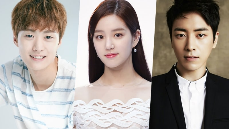Gong Myung, Lee Yoo Bi, And Lee Joon Hyuk In Talks To Lead Upcoming Medical Drama