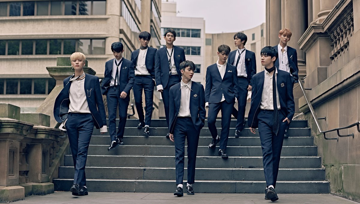 UP10TION's Japanese Debut Breaks Records, Claims No. 1 On Tower Records' Best-Selling K-Pop Singles For 2017