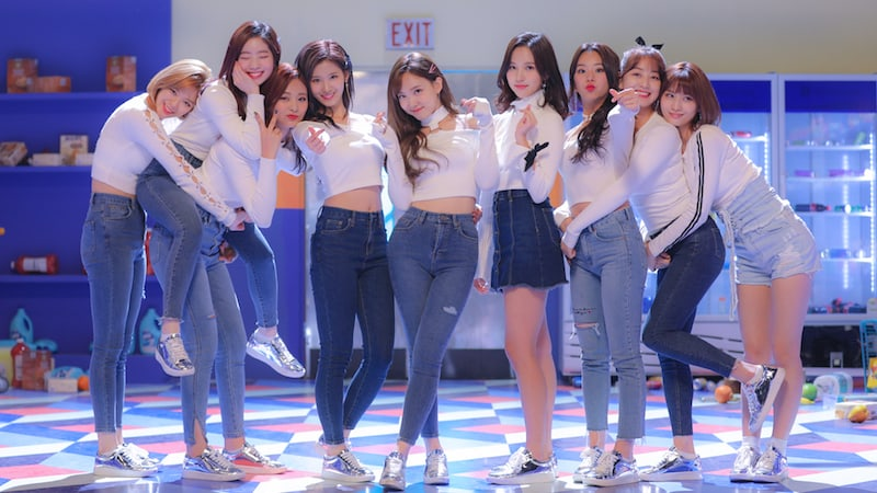 Image result for twice heart shaker