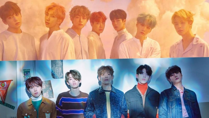 BTS Reigns Over Billboard's World Albums Chart With 3 Releases Again + DAY6's New Album Enters In Top 10