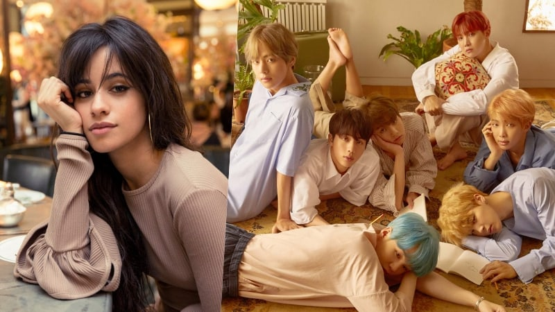 Camila Cabello Praises BTS For Their Talent And Hard Work