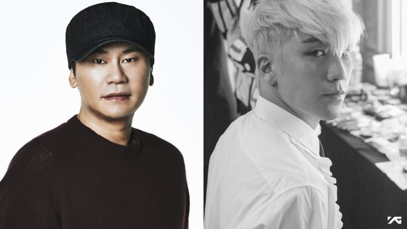 Yang Hyun Suk Brings BIGBANG's Seungri To Tears With A Surprise Birthday Party