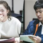 "Jun So Min, Go Kyung Pyo, And More Attend First Script Reading For New tvN Drama ""Cross"""