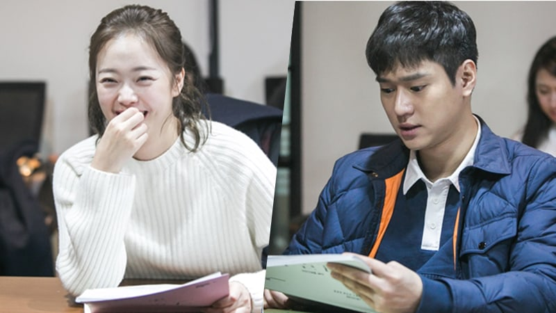 """Jun So Min, Go Kyung Pyo, And More Attend First Script Reading For New tvN Drama """"Cross"""""""