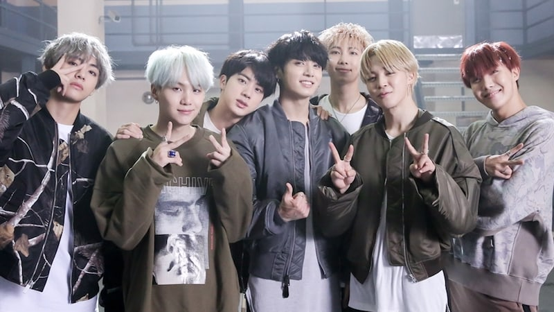 """BTS's """"Love Yourself: Her"""" Sets Hanteo Chart Record With More Than 1 Million Copies Sold"""