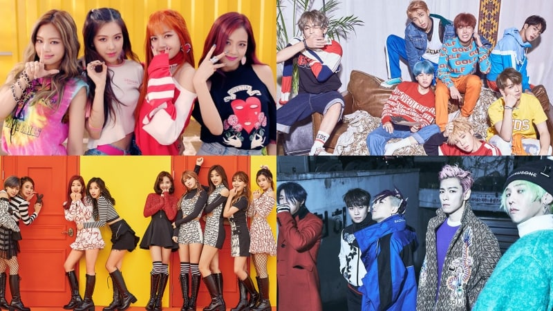 YouTube Reveals K-Pop's Most Viewed MVs And Subscribed Channels Outside Of Korea In 2017
