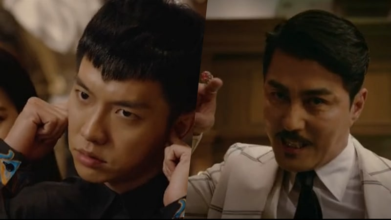"Watch: Lee Seung Gi Gets On Cha Seung Won's Nerves In New Character Teasers For ""Hwayugi"""