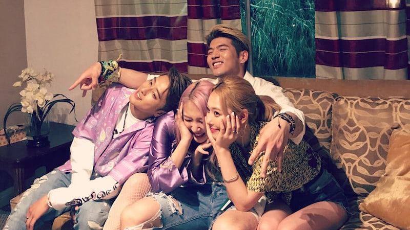 "KARD Celebrates 1 Year Since Release Of First Single ""Oh NaNa"""