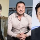 Koreans Choose Top Film Actors Of 2017