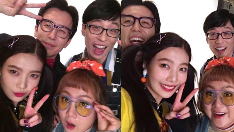 "Red Velvet's Joy, Yoo Jae Suk, And More Start Filming For ""Sugar Man 2"""