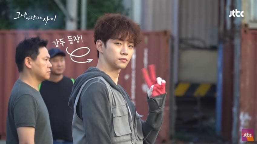 "2PM's Junho Is Adorably Kind In Making Video For ""Just Between Lovers"""