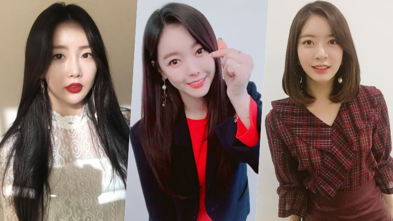 Dal Shabet's Subin, Serri, And Ah Young Write Letters To Fans About Leaving Happyface Entertainment
