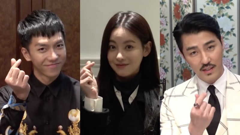Watch hwayugi cast talk about similarities with their characters watch hwayugi cast talk about similarities with their characters and participate in table stopboris Images