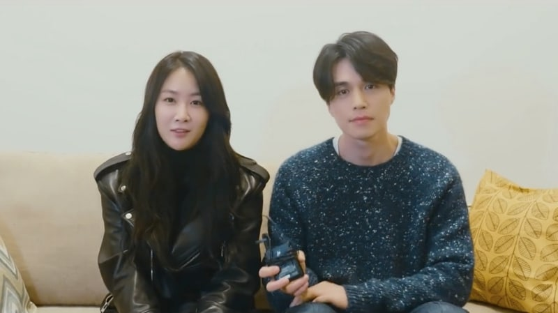 Soyou Talks About How She Got Lee Dong Wook To Star In Her MV