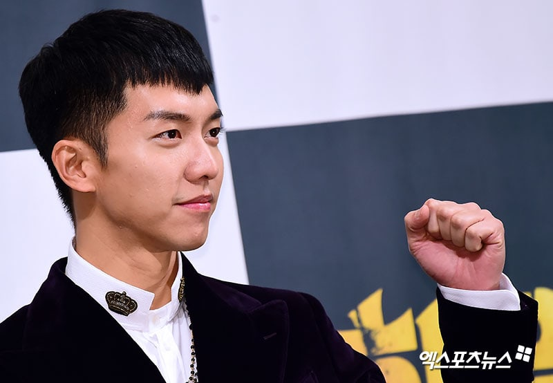 """Lee Seung Gi Makes Crazy Ratings Promise For """"Hwayugi"""""""