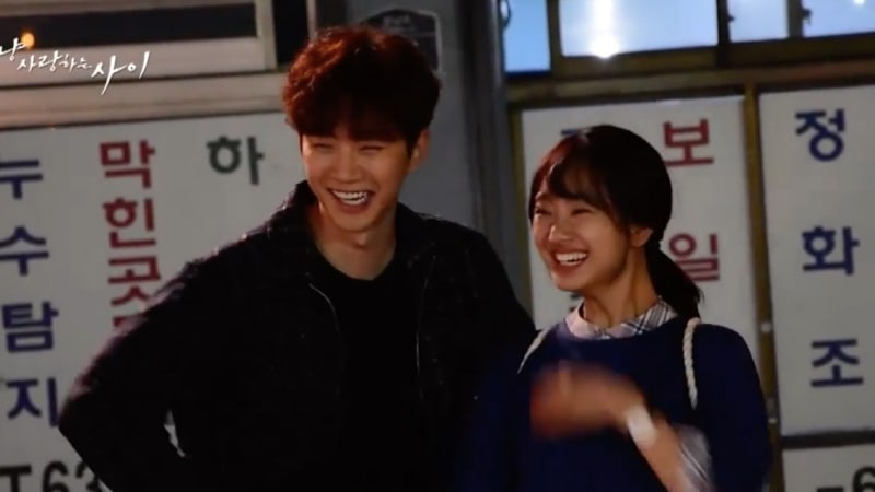"""Watch: 2PM's Junho And Won Jin Ah Actually Get Scared While Shooting Action Scene For """"Just Between Lovers"""""""